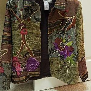 Vintage Coldwater Creek Jacket